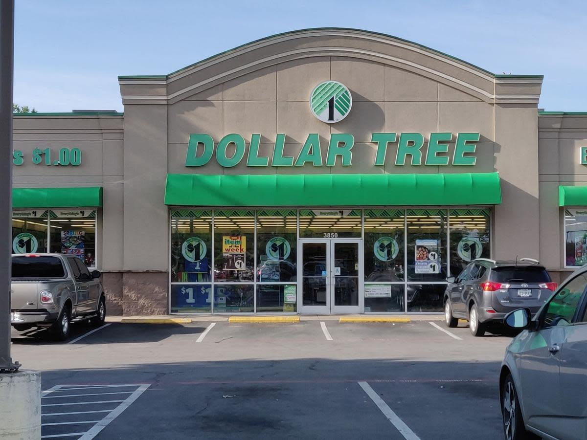 Dollar Tree is a great store if you are shopping on a budget.