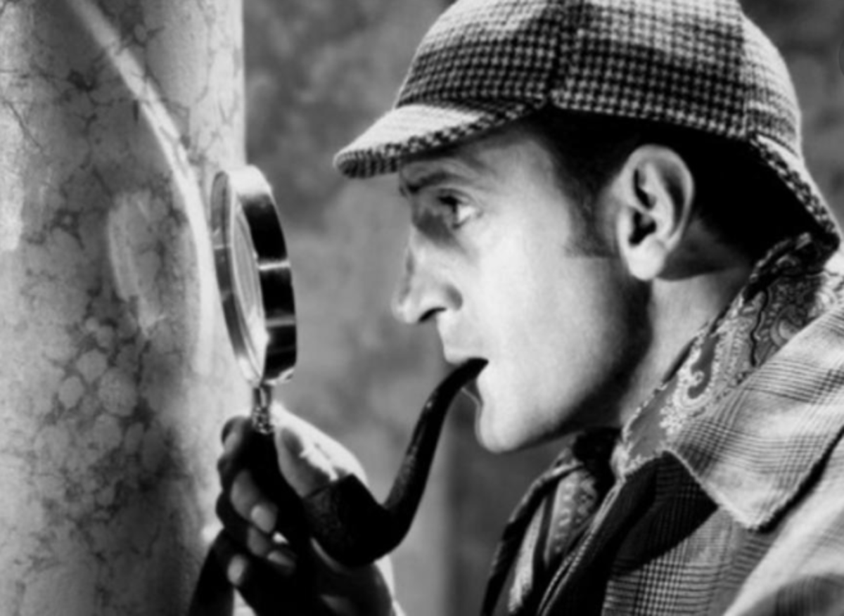 Sherlock Holmes, a famous bachelor from fiction