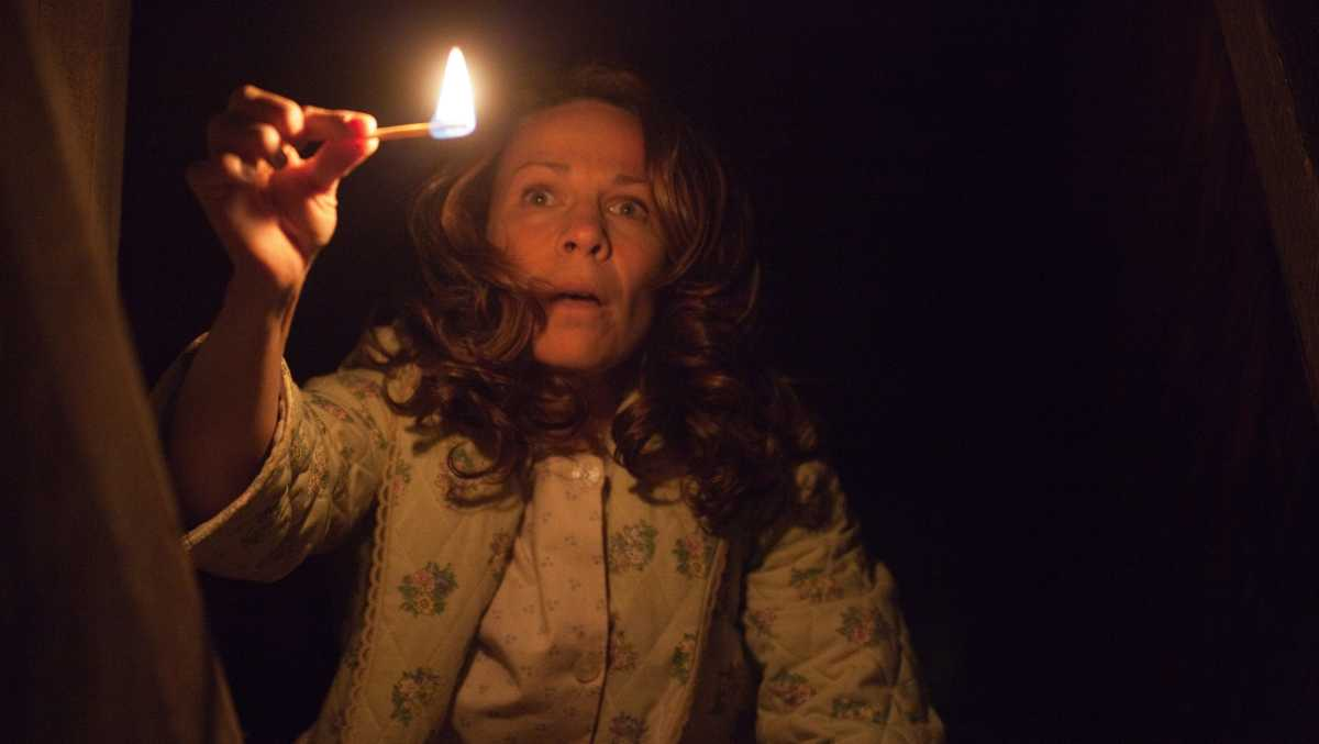 The First Conjuring Movie was Released in 2013