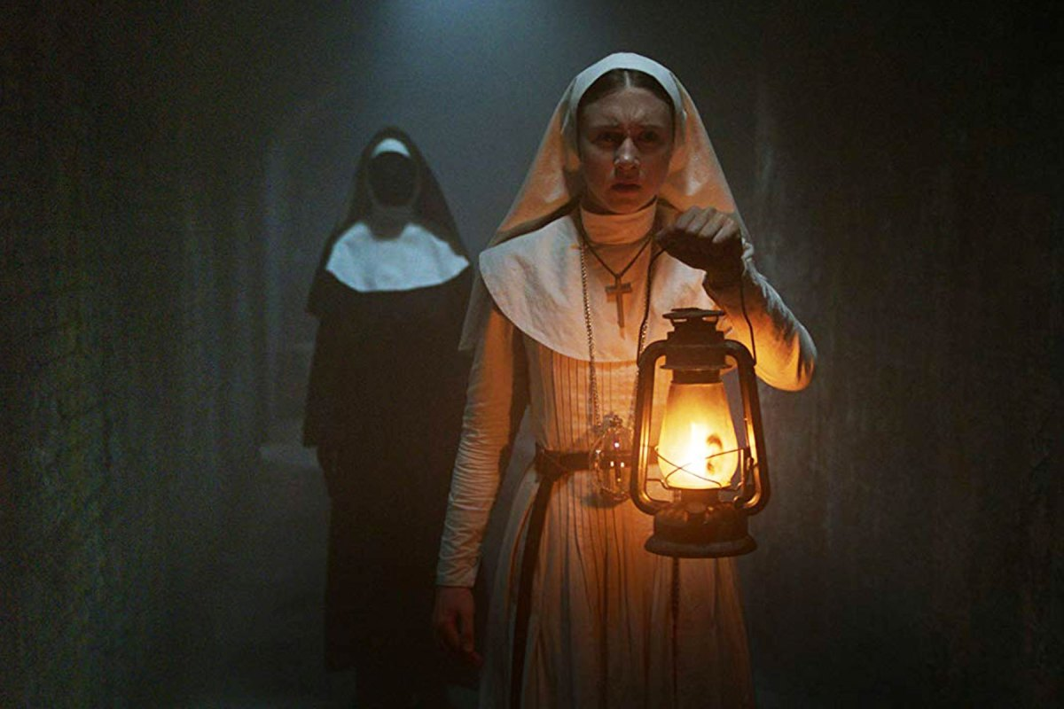 The Nun Movie was released in 2018