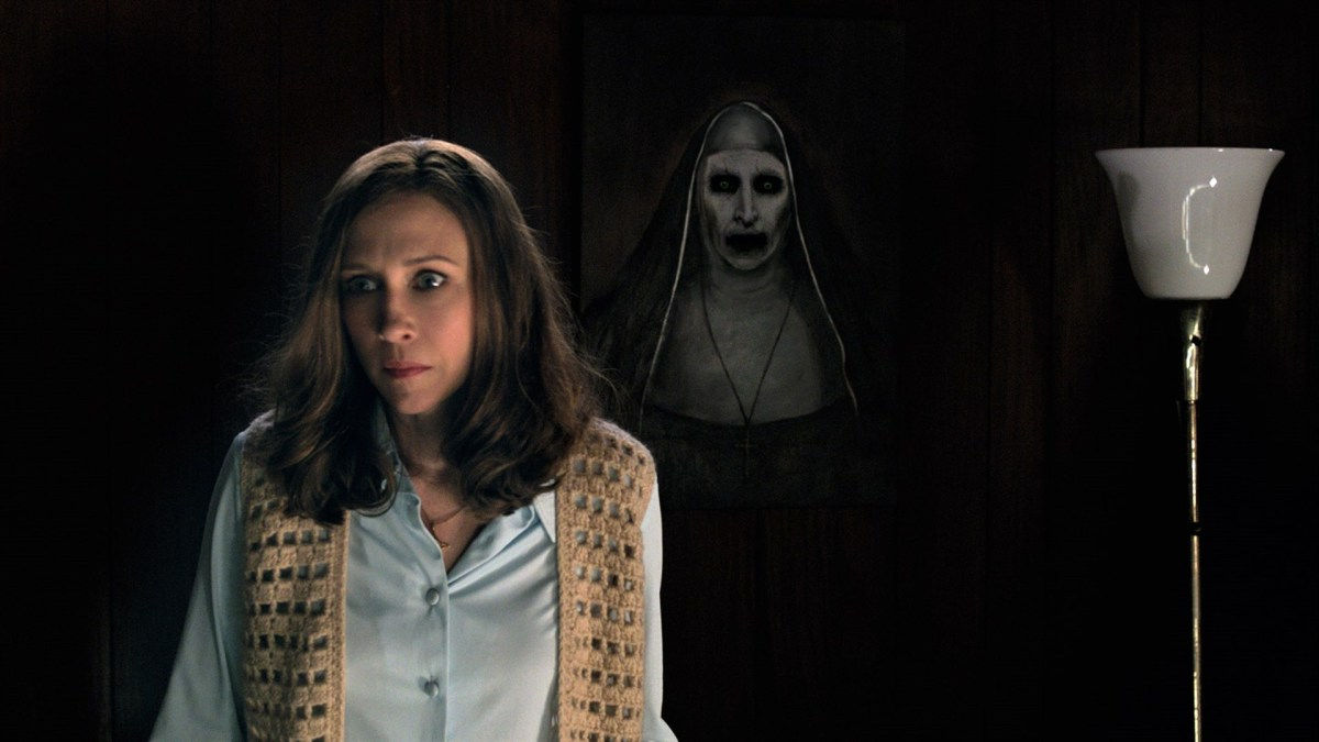 The Conjuring 2 movie was released in the year 2016