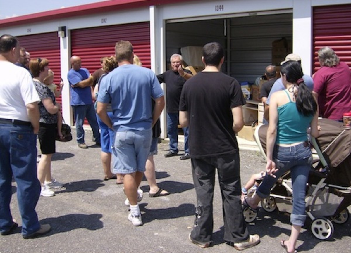 How to Find and Choose the Best Storage Auctions in Your Area Expert Advice.