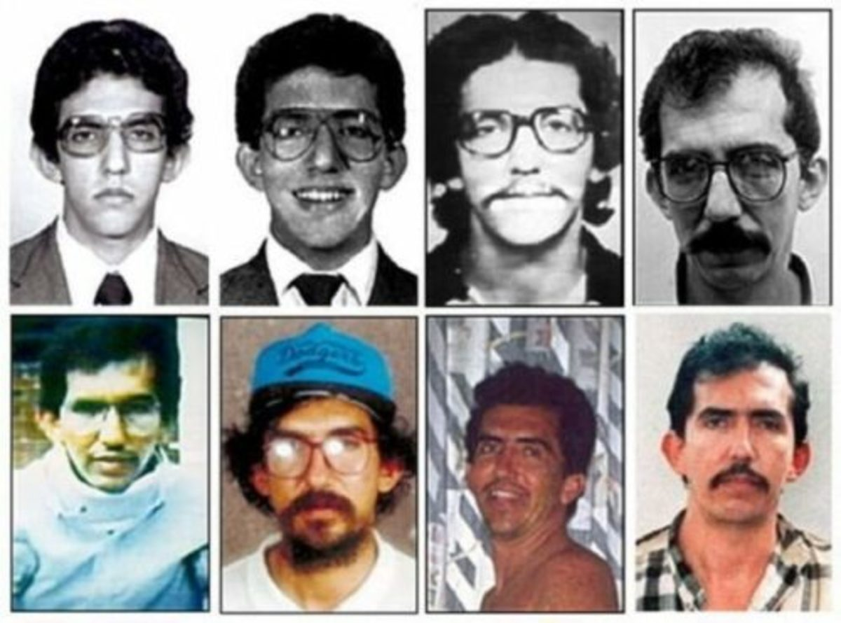 Luis Alfredo part of the world worst serial killers