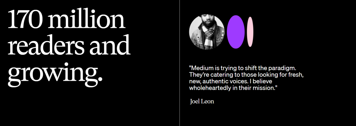 Audience in Medium