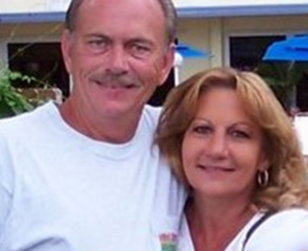 Joel Guy Sr. and Lisa were married 31 years and were only weeks away from achieving their retirement dreams in November 2016.