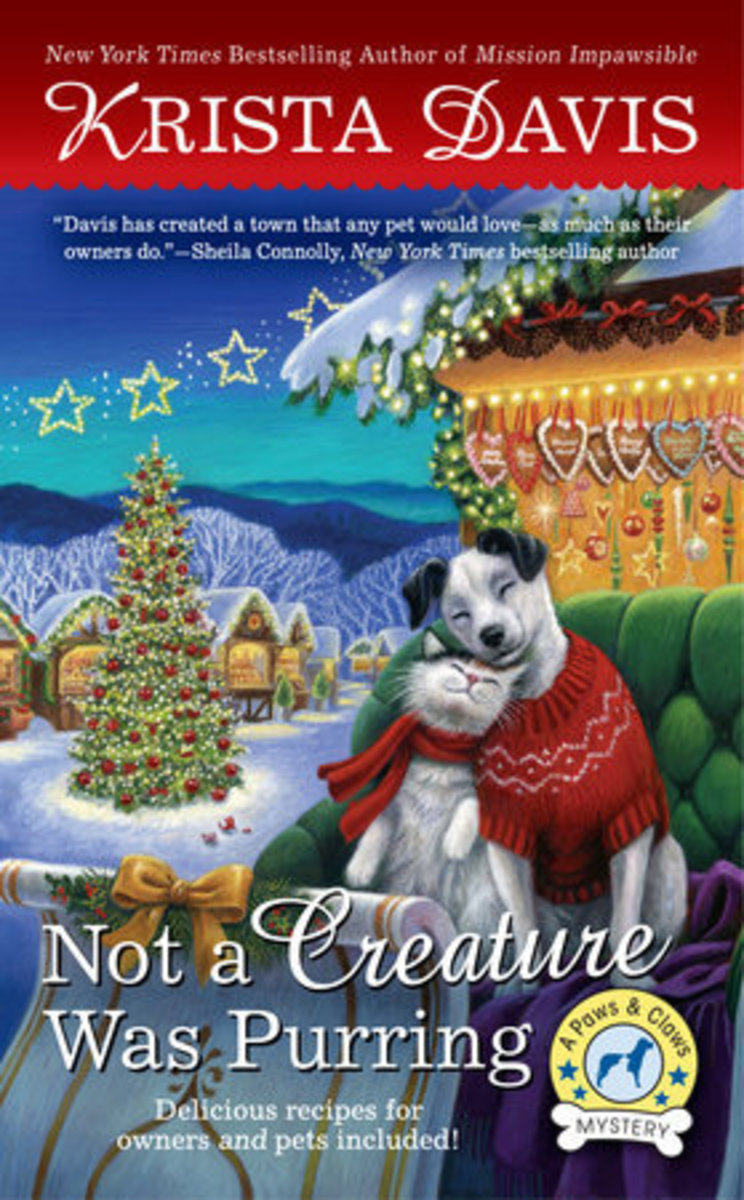 book-review-not-a-creature-was-purring-by-krista-davis