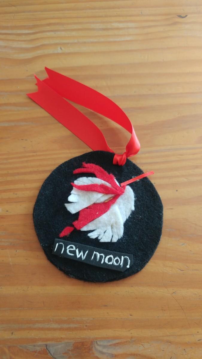 New Moon bookmark!