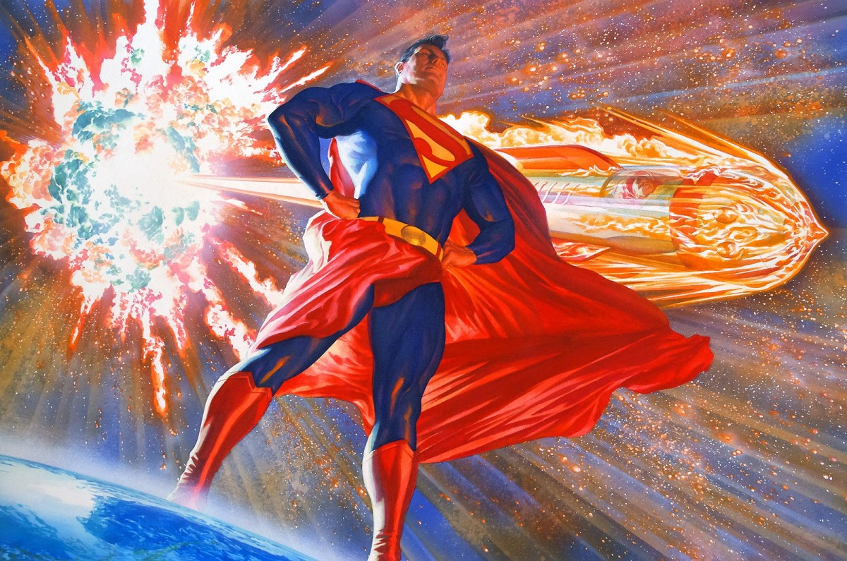 Superman's Powers - A Short Rundown