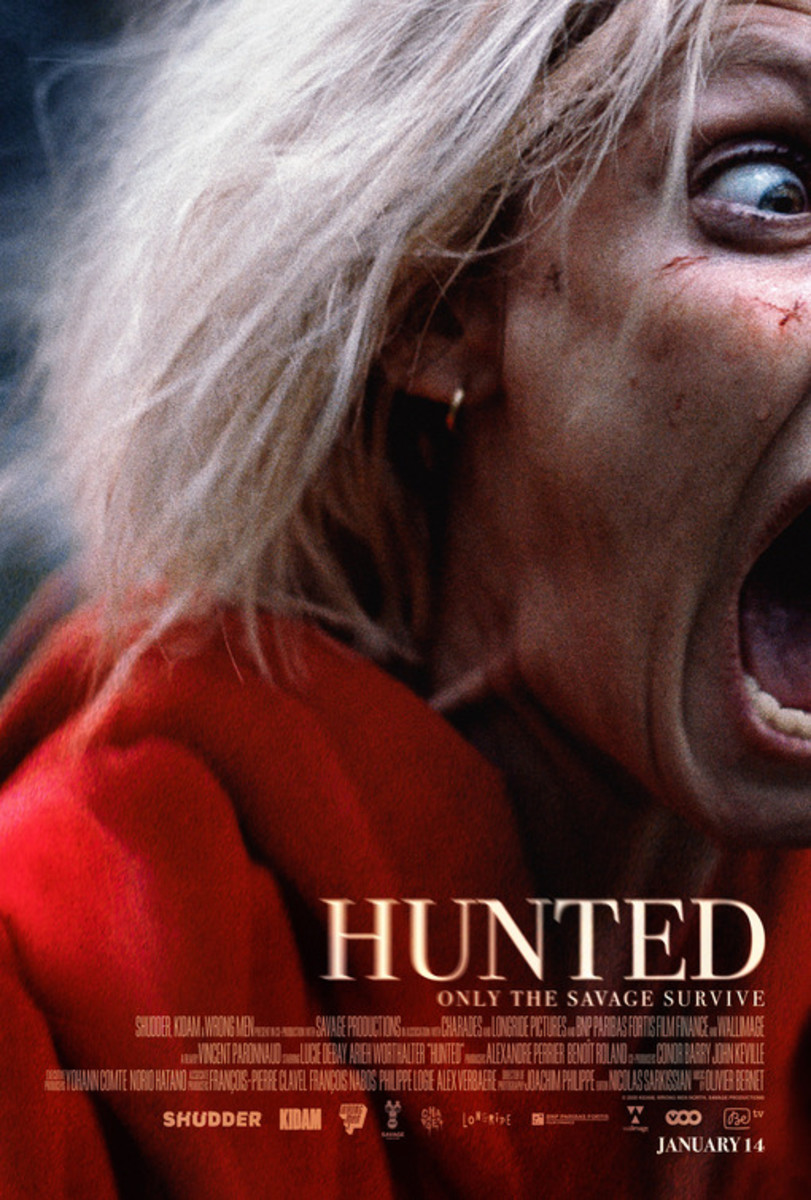 Hunted (2020) Movie Review