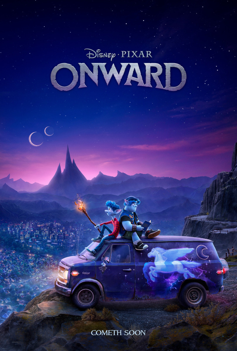 "Vault Movie Review: ""Onward"""