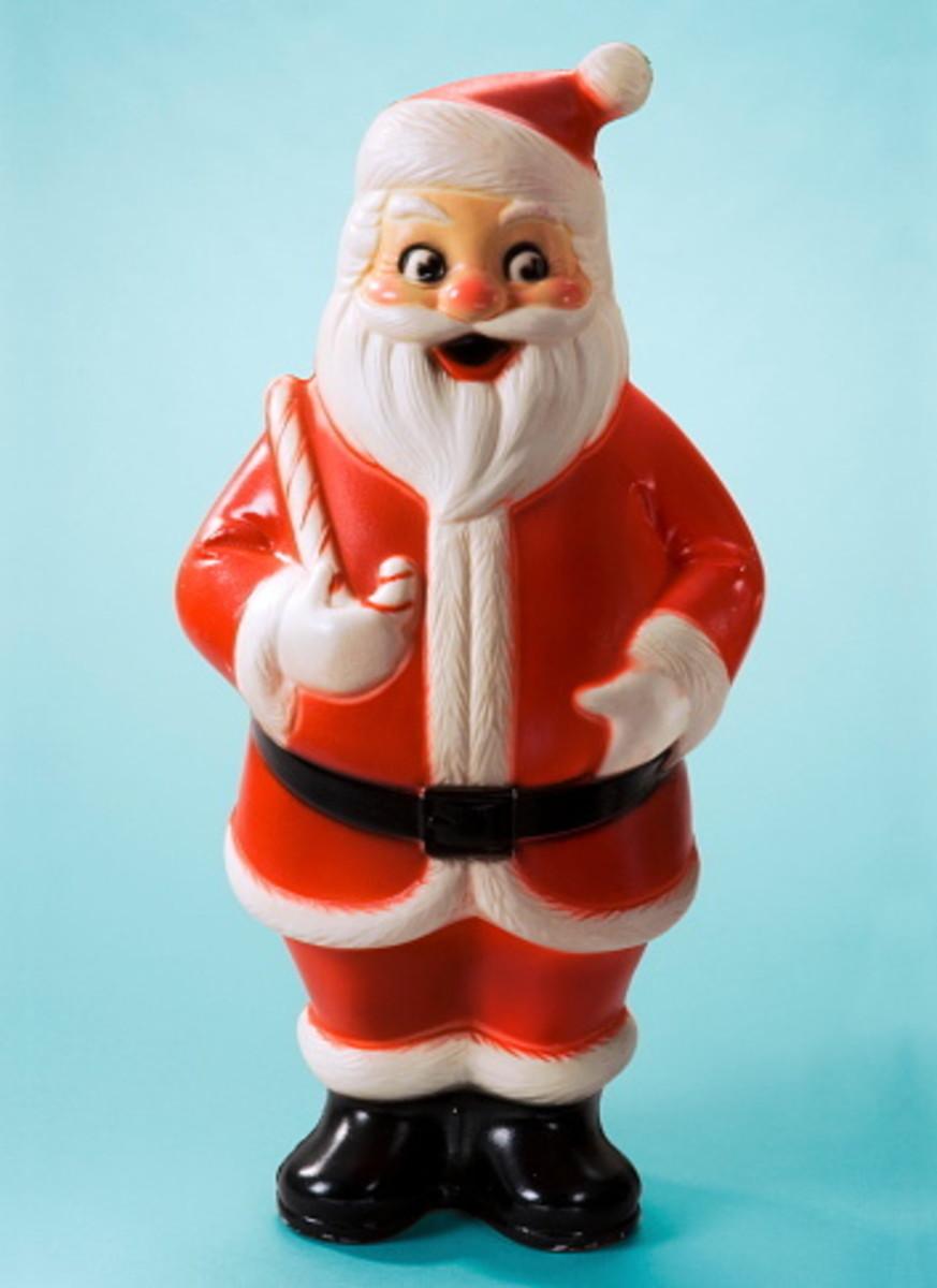 A Real-Life Christmas Scare