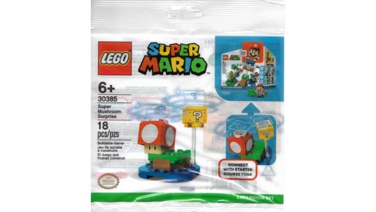 LEGO Super Mario Super Mushroom Surprise 30385 Polybag