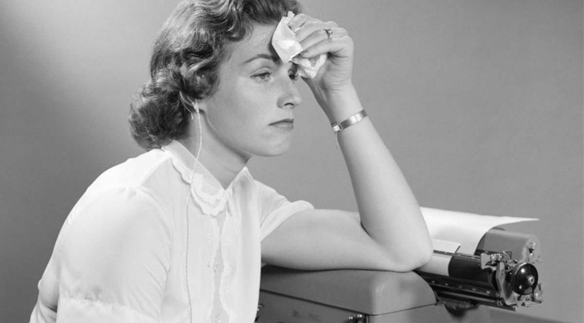 Menopause: Feeling hot, hot, hot!
