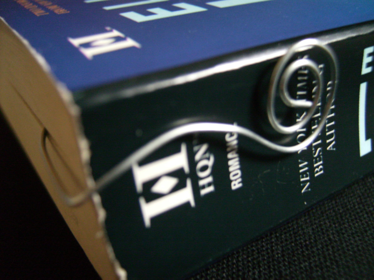 Wire bookmarks are almost like paper clips for books with a little extra design and style.