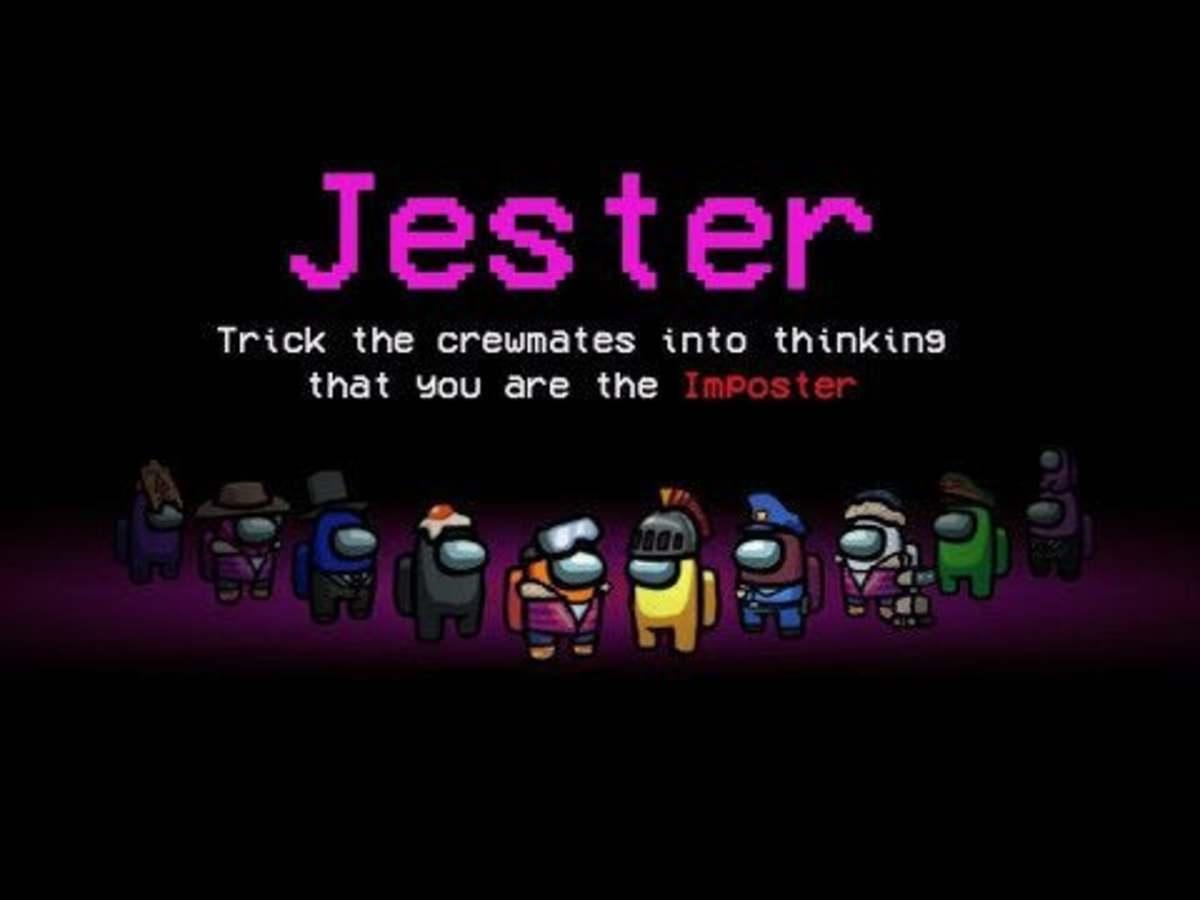 Jester Among Us