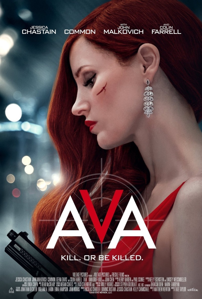 "Vault Movie Review: ""Ava"""