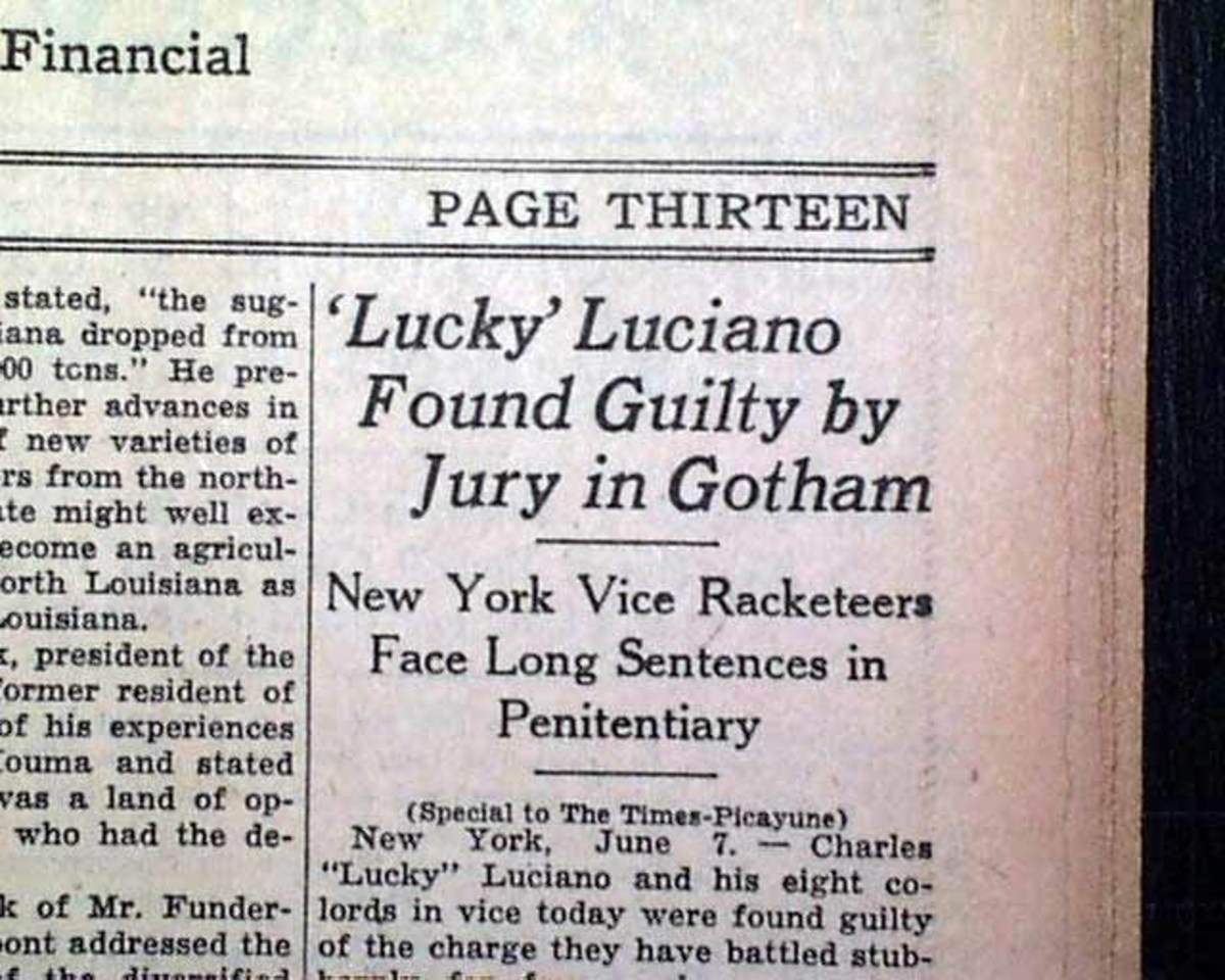 Lucky New York Times
