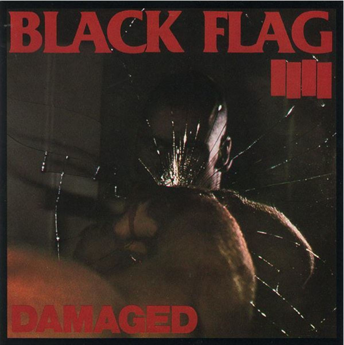 """Damaged"" album cover"
