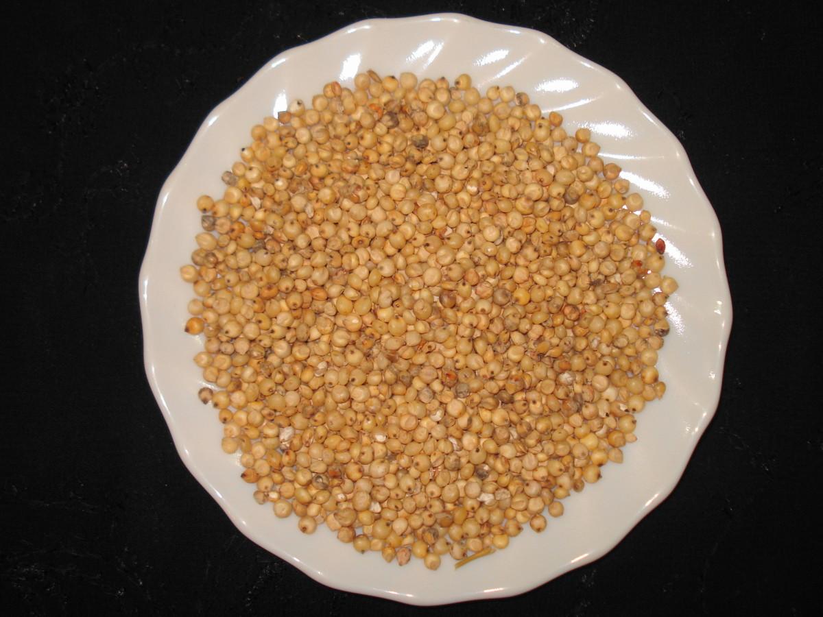 Jowar (Sorghum): A Millet