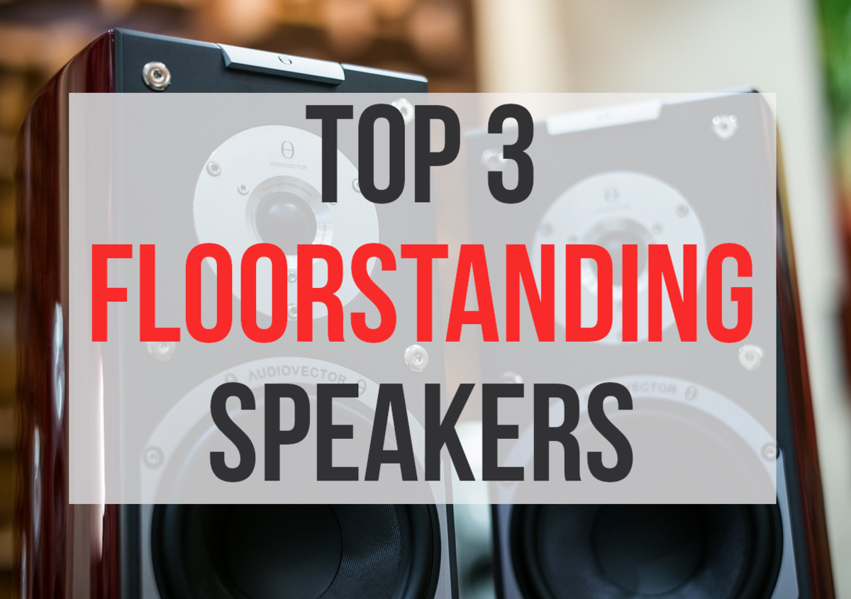 To find out my 3 recommended floorstanding speakers, read on...