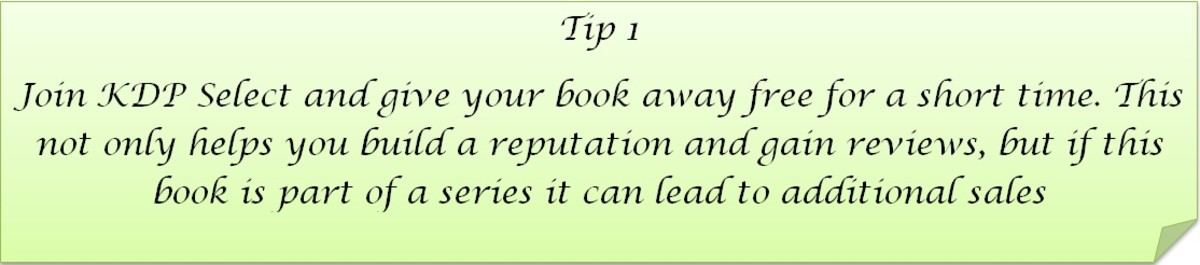 How to publish an eBook for free.