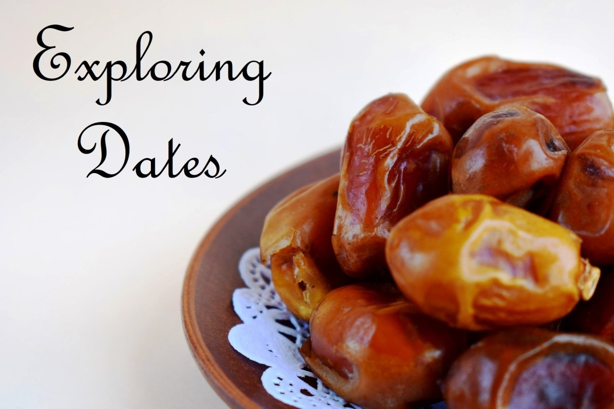 Palm dates are one of the oldest cultivated fruit trees on earth.