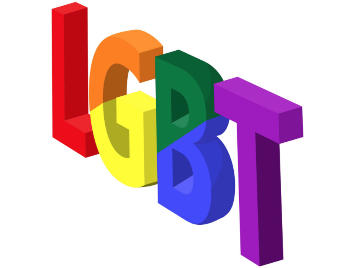 LGBT covers more than just four letters.