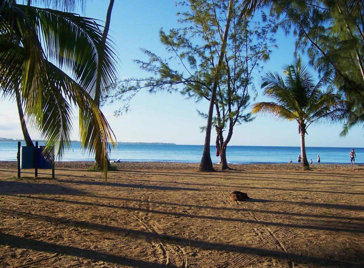 Puerto Rico - Luquillo Beach
