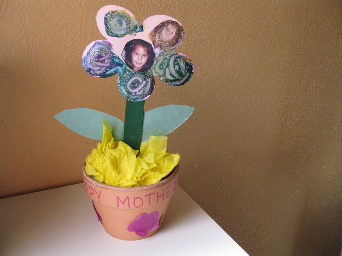 This one was given to me for Mother's Day this year.
