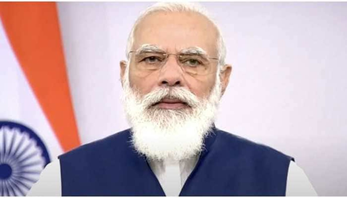 Narendra Modi the Prime Minister of India