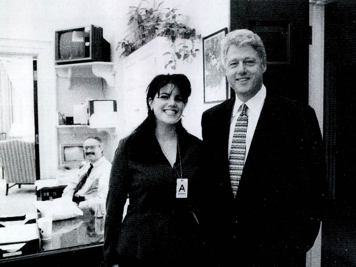 President Bill Clinton (1995)