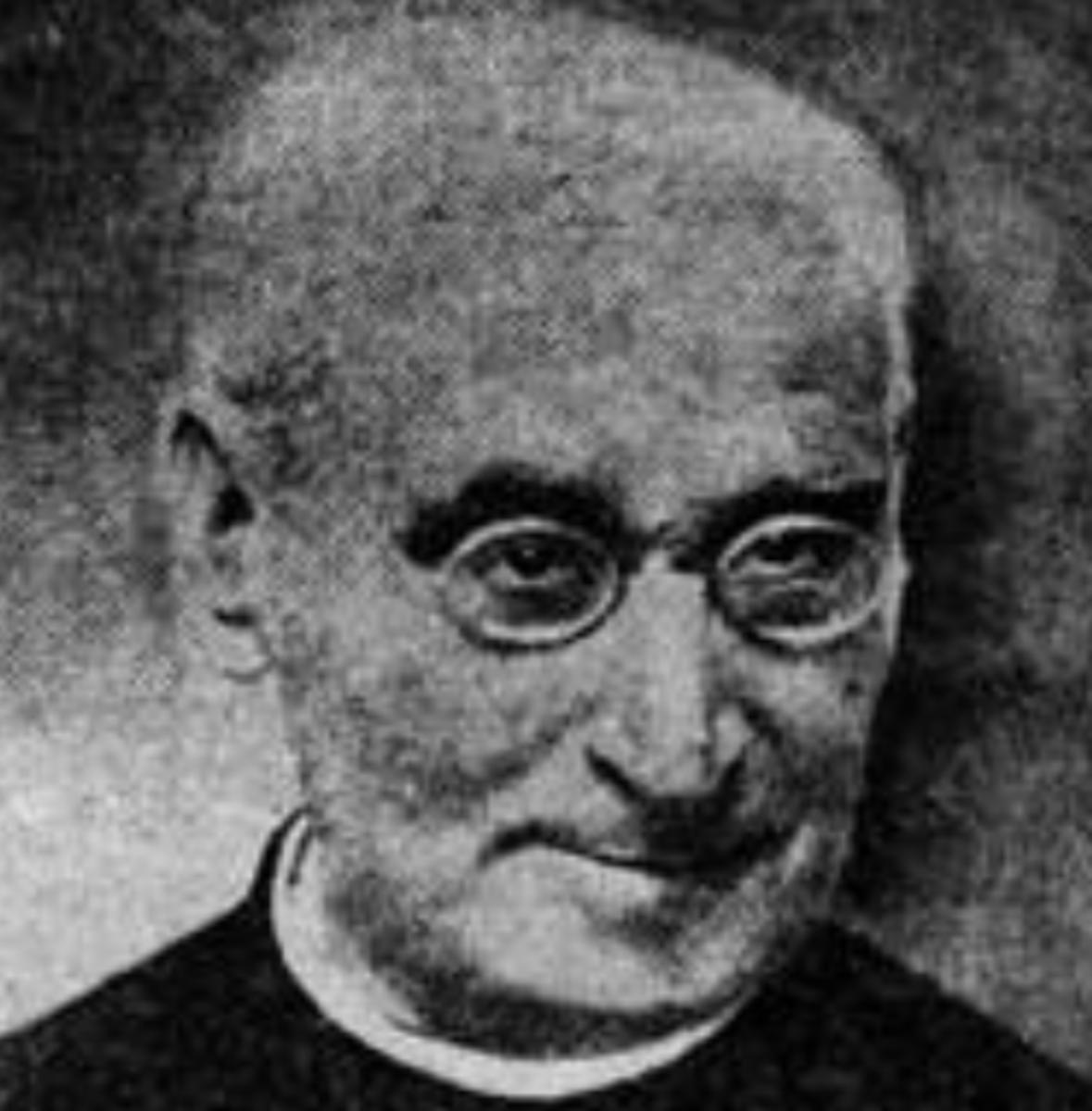 Fr. Francisco de Paula Sanchez, Rizal's favorite teacher.