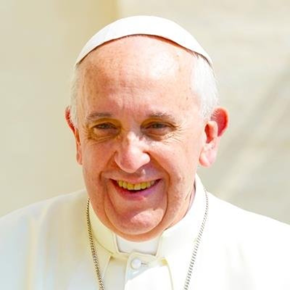 Pope Francis, the first Jesuit Pope.