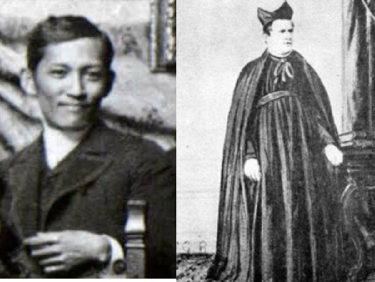 Rizal and the Jesuits