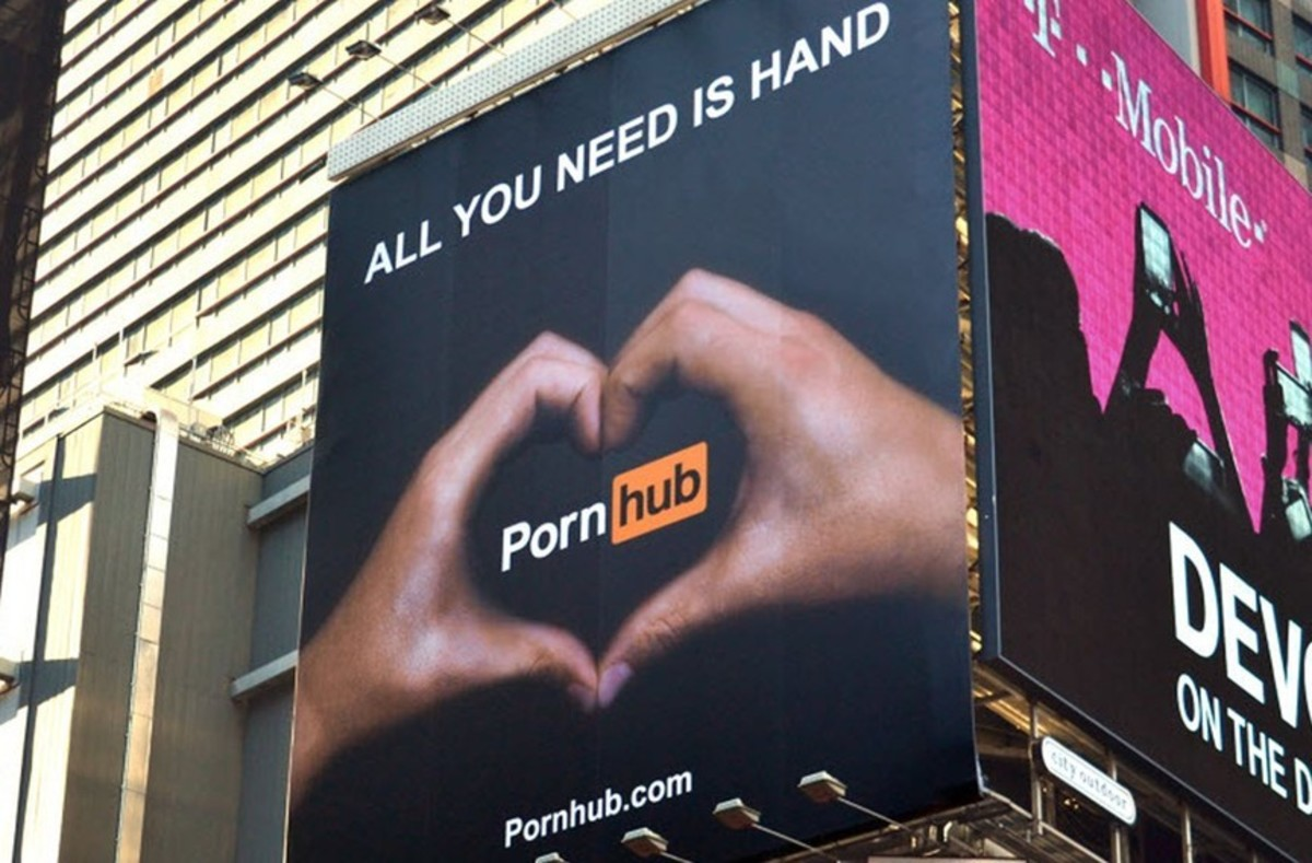 Pornhub Is Not a Porn Site, It Is a Crime Scene