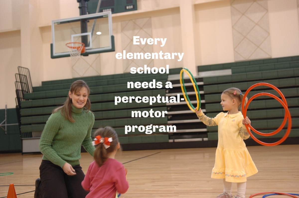 Today, because of too much screen time, many children enter school with poor gross motor skills. Now, more than ever, parents should demand the return of perceptual-motor programs.