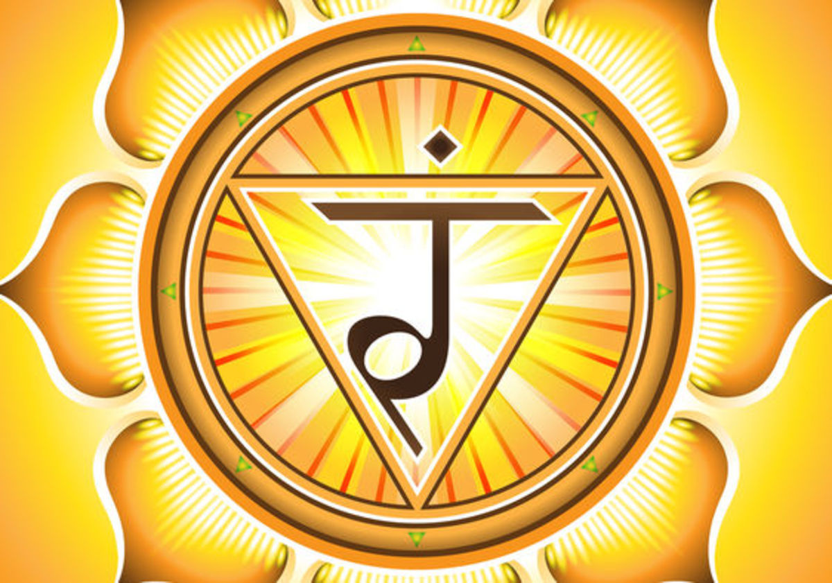 Sunstone is commonly associated with the solar plexus chakra.