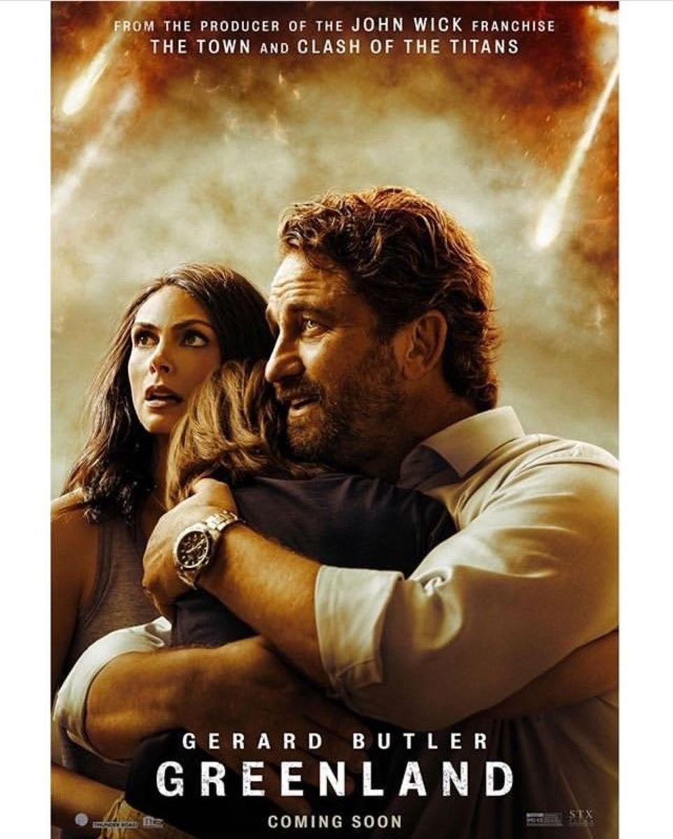 Greenland (2020) Movie Poster