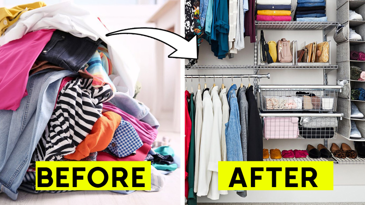 23 BEDROOM ORGANIZATION HACKS + STORAGE IDEAS