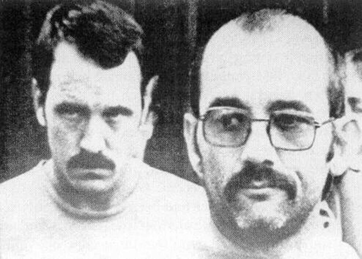 """The Trash Can Killer"", Patrick Wayne Kearney"