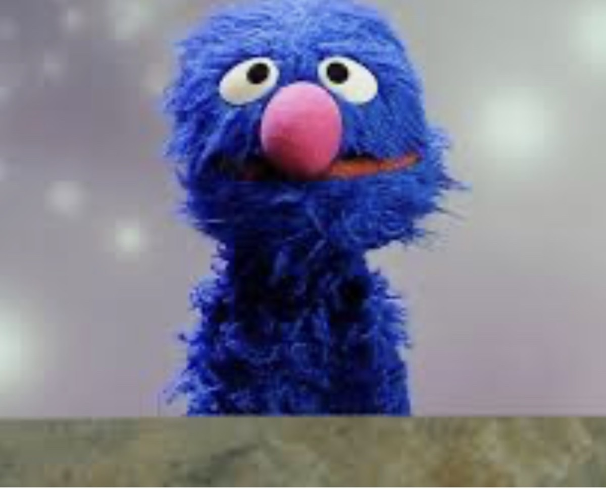 The Holy Gospel According to Grover