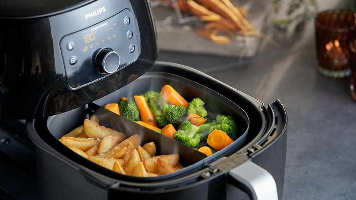 The Best Air Fryers on Amazon According to the Best Rating in Sales