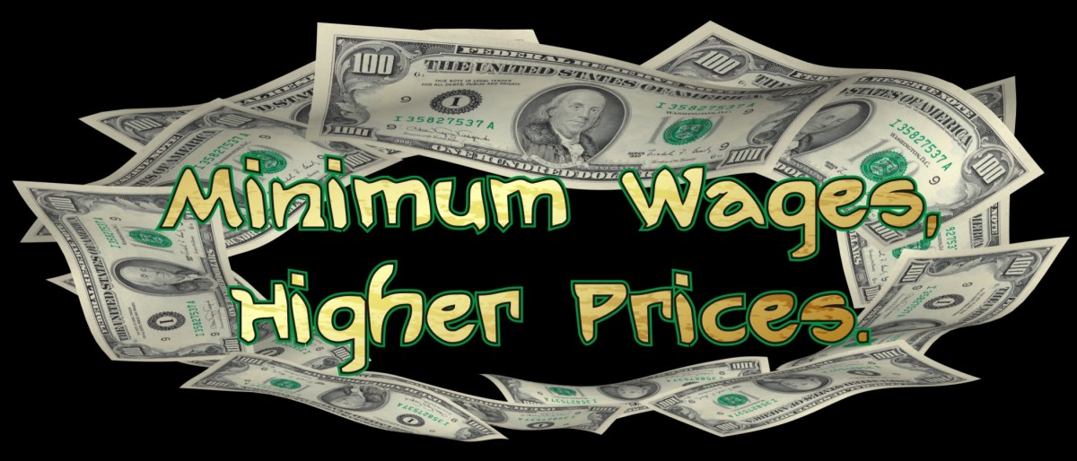 Minimum Wages Increase Prices