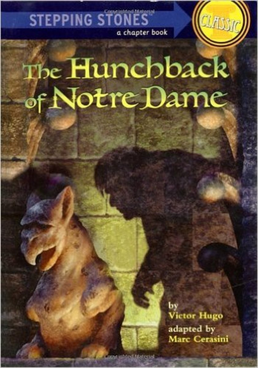 The Hunchback of Notre Dame (A Stepping Stone Book) Abridged Edition by Marc Cerasini