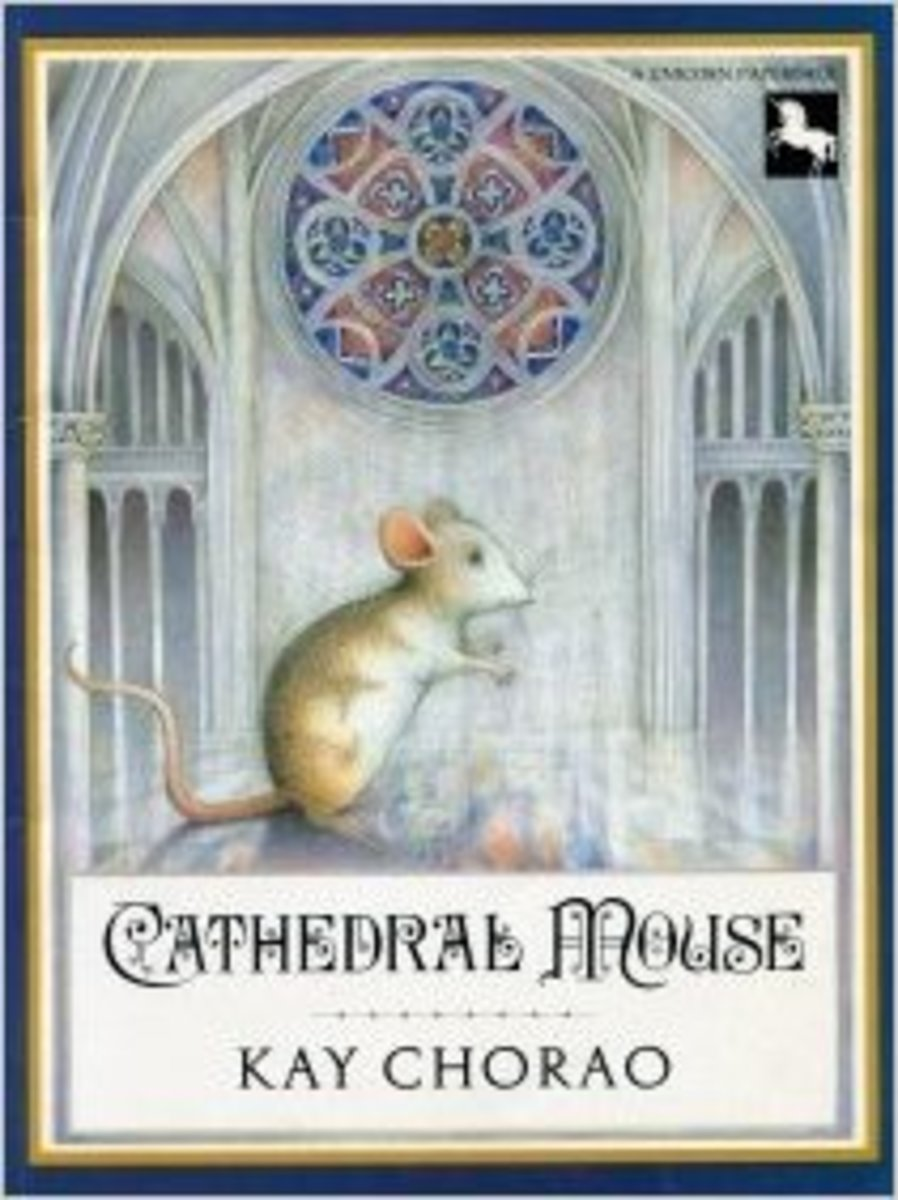 Cathedral Mouse by Kay Chorao