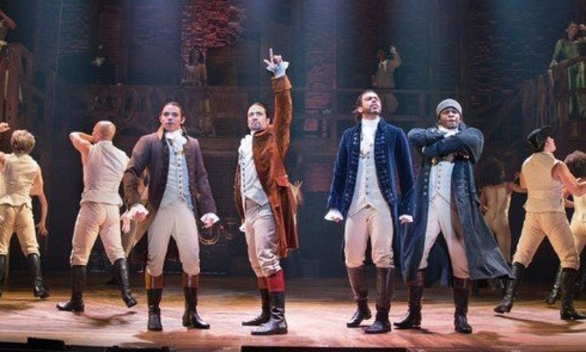 Hamilton Musical Songs Ranked in My Fabulous Order