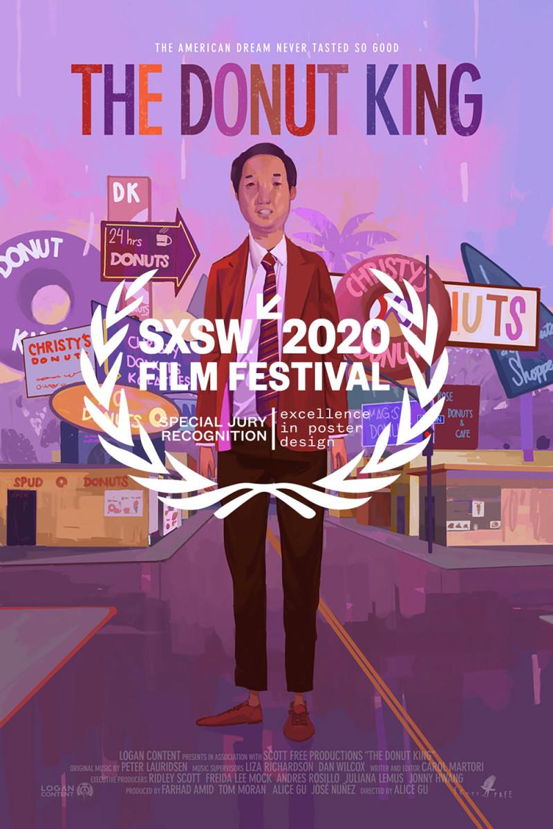 "SXSW Award-Winning documentary ""The Donut King"""