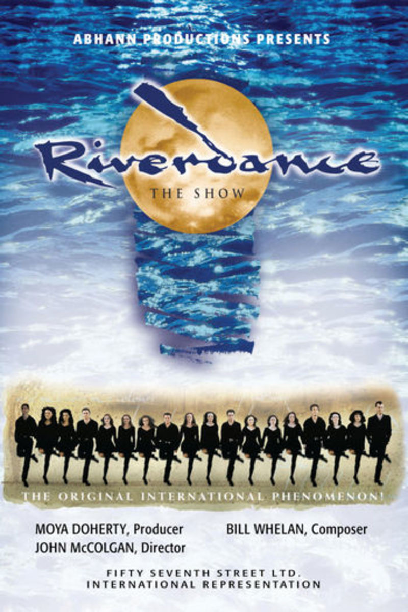 Riverdance: The Irish Dancing Phenomenon