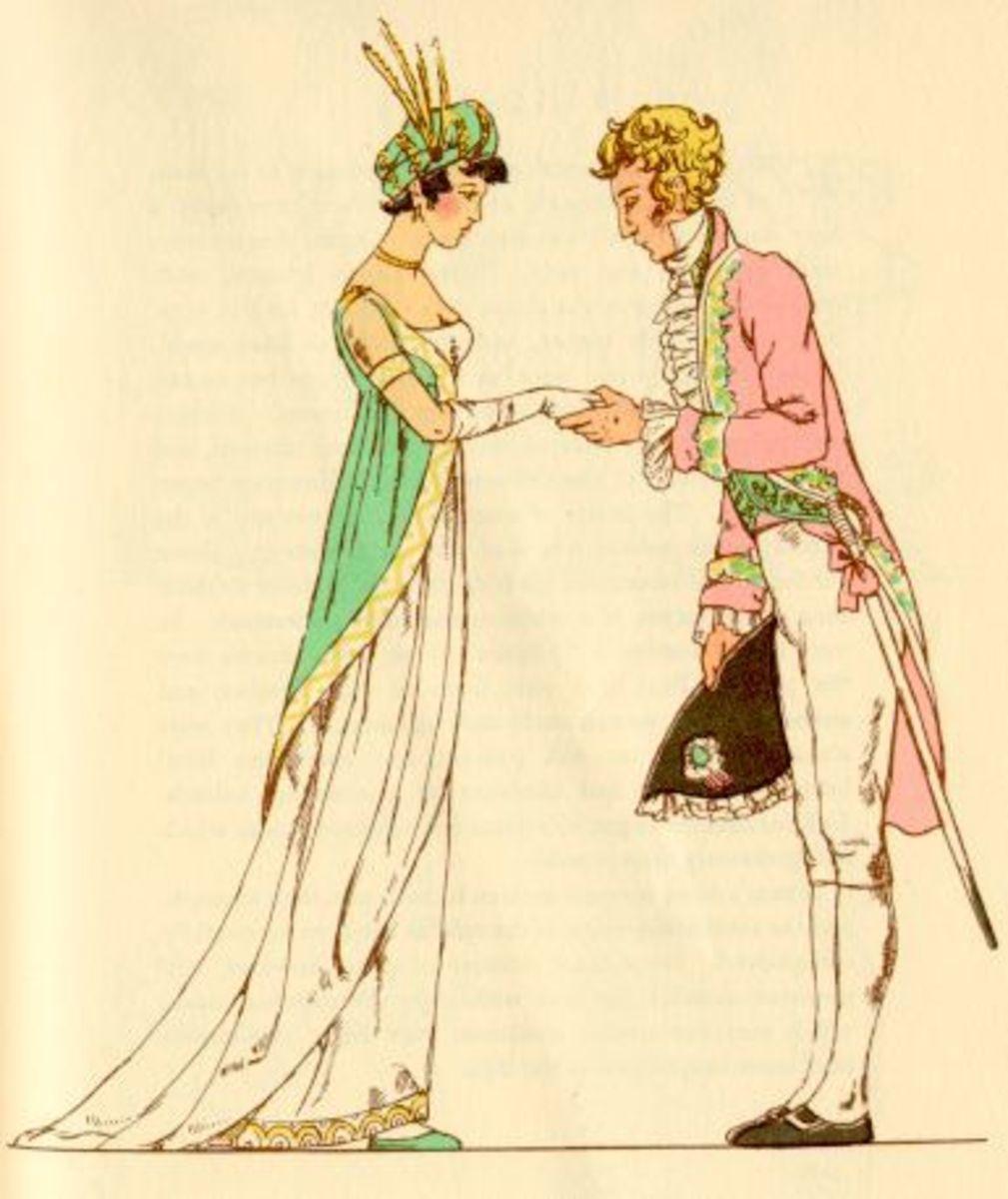 Regency Couple