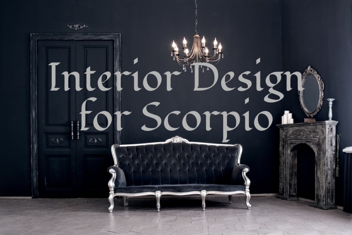 How to Decorate Every Room in Your Home Like a Scorpio